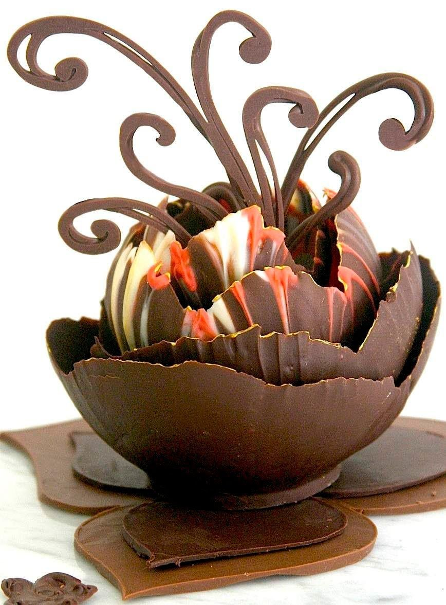 Best How To Make A Snazzy Chocolate Dessert Cup Kool Stuff This Month