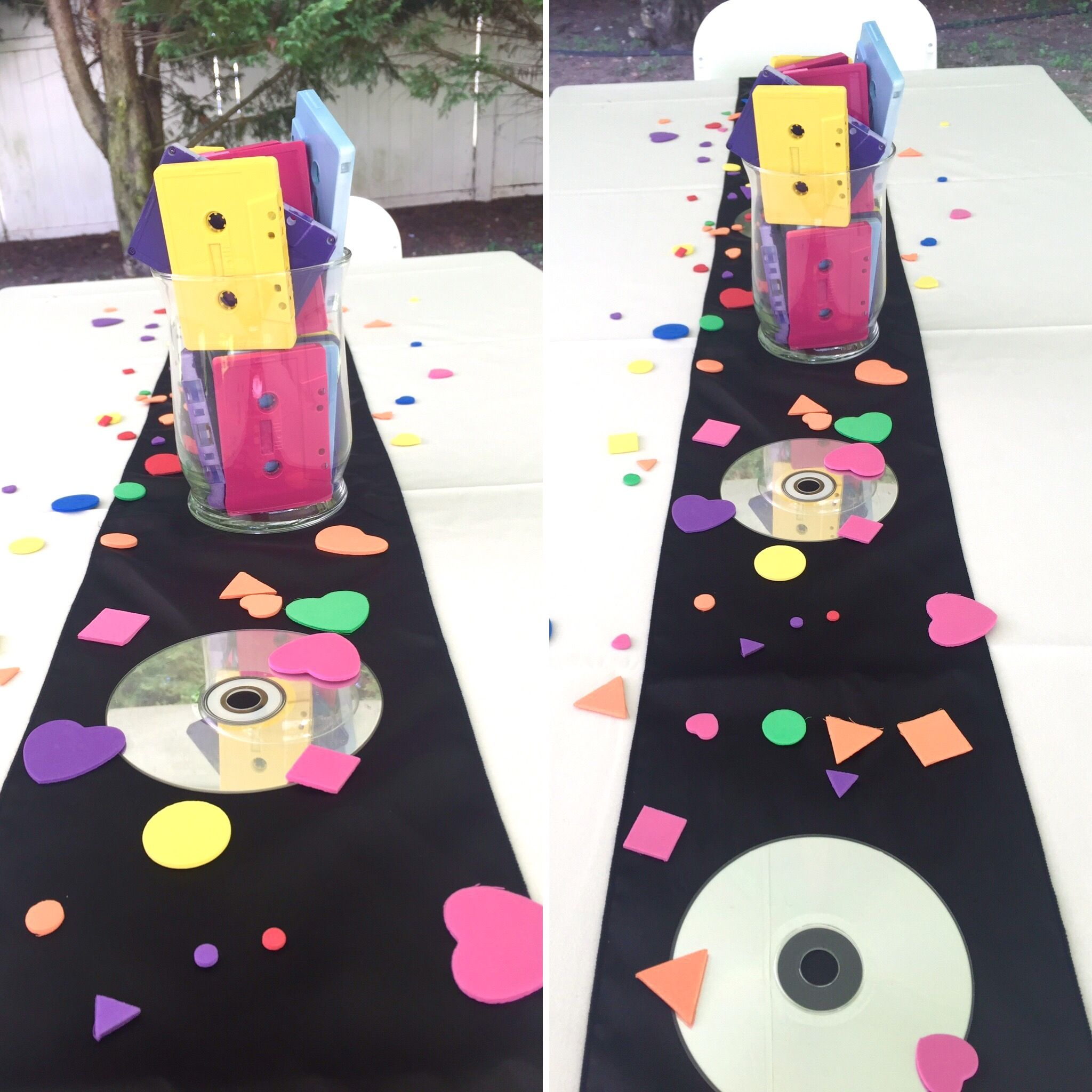 Best 25 90S Party Decorations Ideas On Pinterest 80S This Month