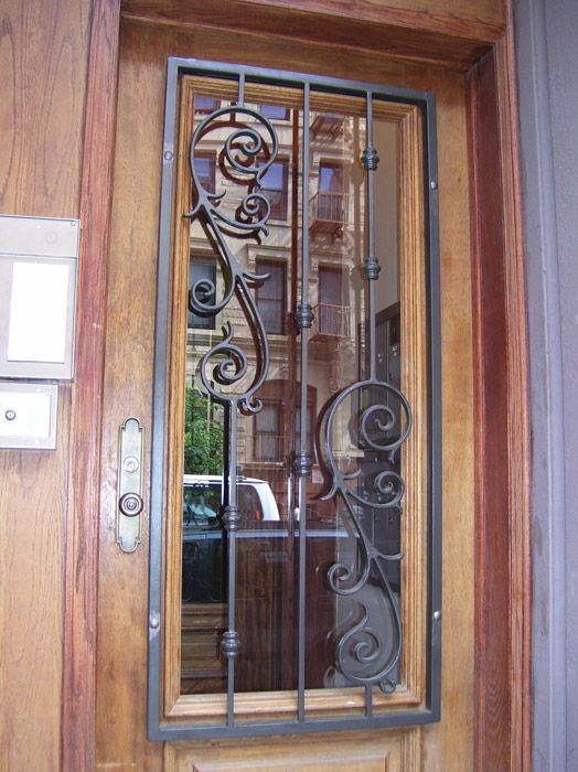 Best Door And Window Security Bars Are Simple Inexpensive And This Month