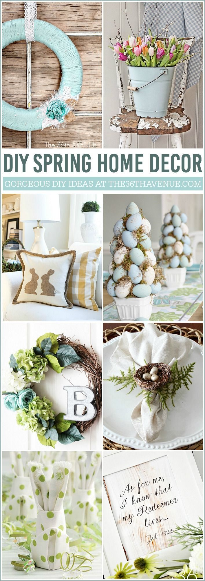 Best Easter Diy Spring Home Decor Beautiful The Winter And This Month