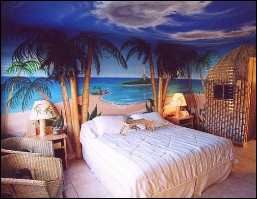Best Beach Themed Decor Beach Style Bedroom Decorating This Month