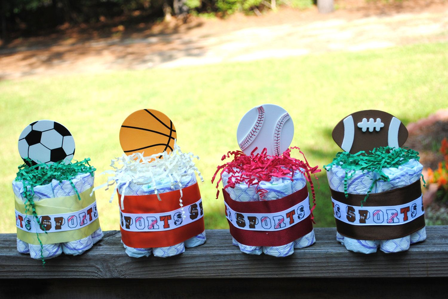 Best Baby Shower On Pinterest Safari Baby Showers Diaper This Month