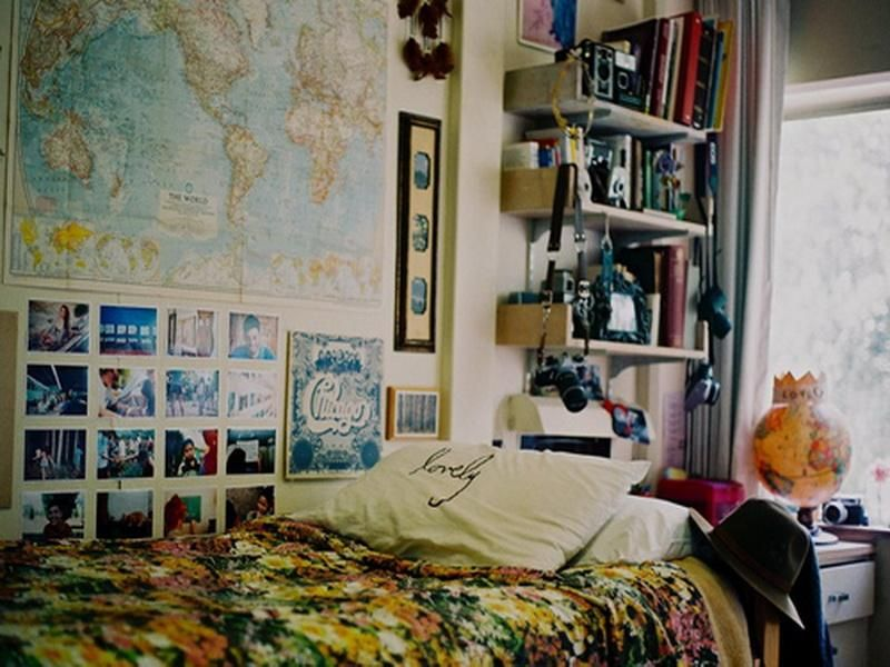 Best Hipster Bedroom Decor On Pinterest Hipster Bedrooms This Month