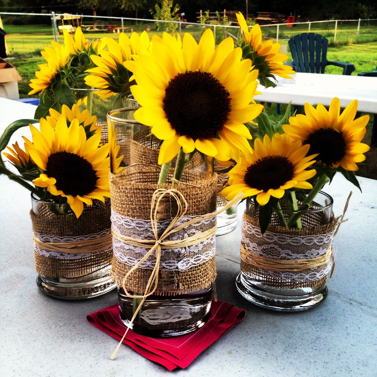 Best Diy Center Pieces We Made For Engagement Party Craft This Month