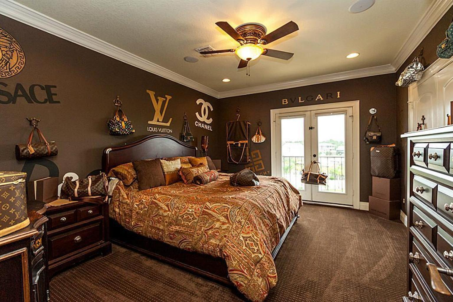Best Louis Vuitton Bedroom In Texas Home For Sale Takes Fashion This Month