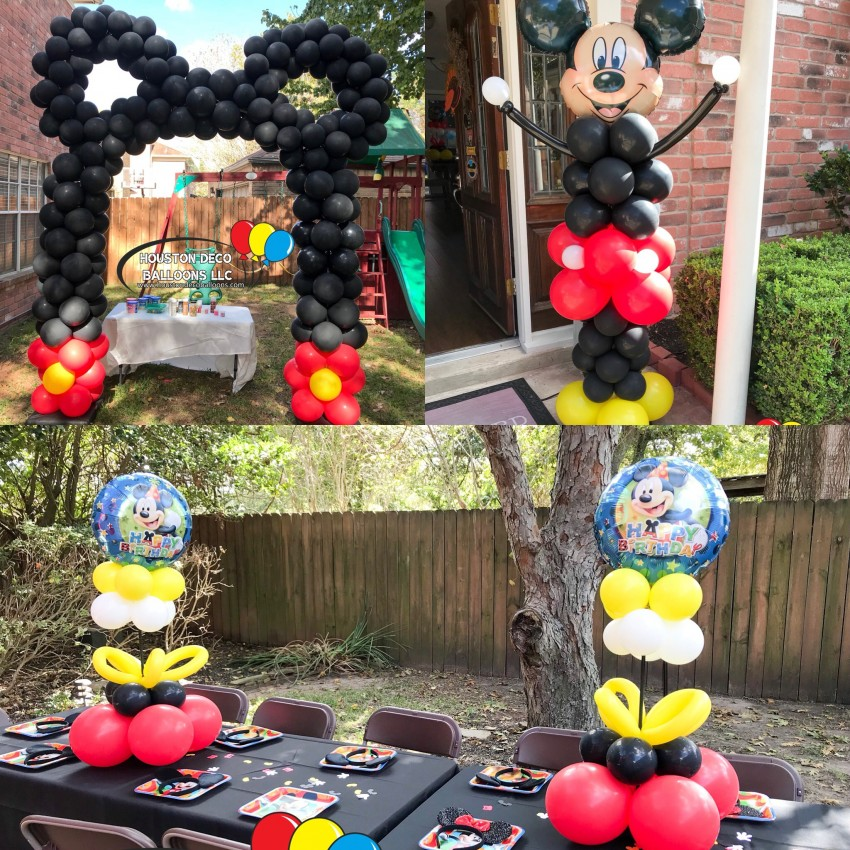 Best Hire Houston Deco Balloons Llc Balloon Decor In Houston This Month