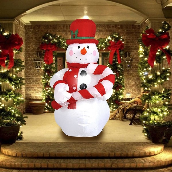 Best Top 12 Inflatable Outdoor Christmas Decorations 2019 This Month