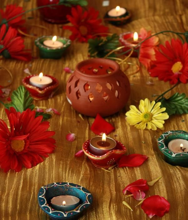 Best 20 Beautiful Diwali Decoration Ideas For Office And Home This Month