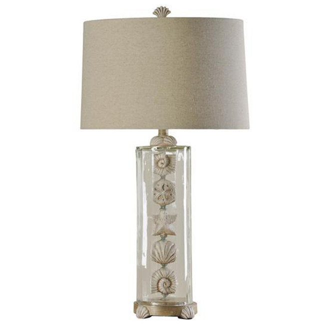 Best Seashell Cylinder Table Lamp This Month