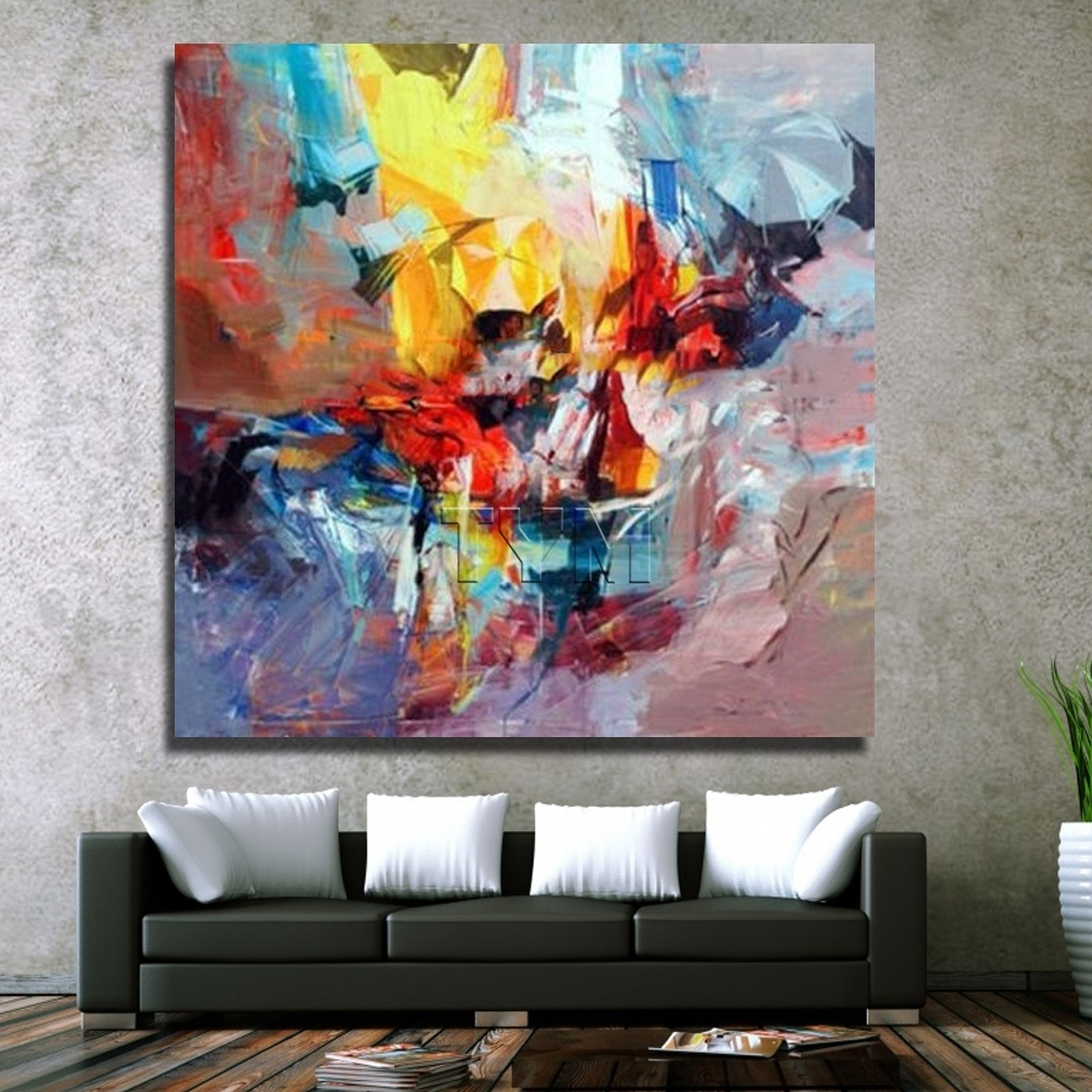 Best 15 The Best Modern Wall Art For Sale This Month