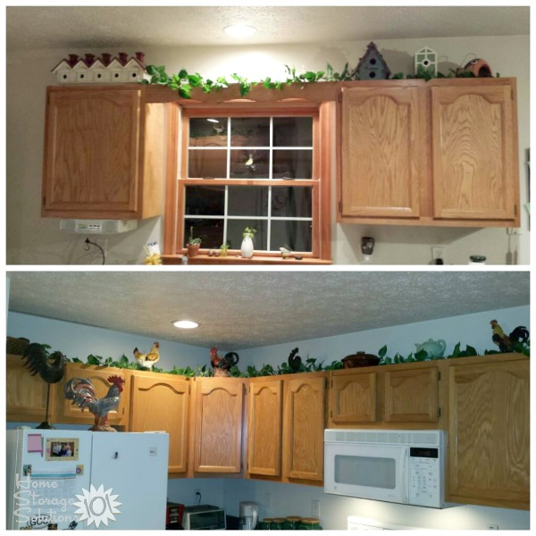 Best Decorating Above Kitchen Cabinets Ideas Tips This Month