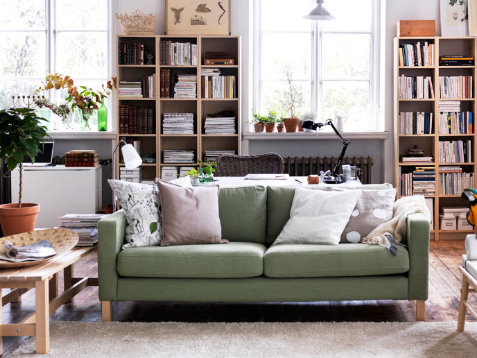 Best Decorating Ideas For Living Rooms From Ikea Idesignarch This Month