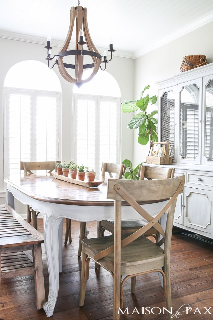Best Simple Spring Dining Room Decorating Ideas Maison De Pax This Month
