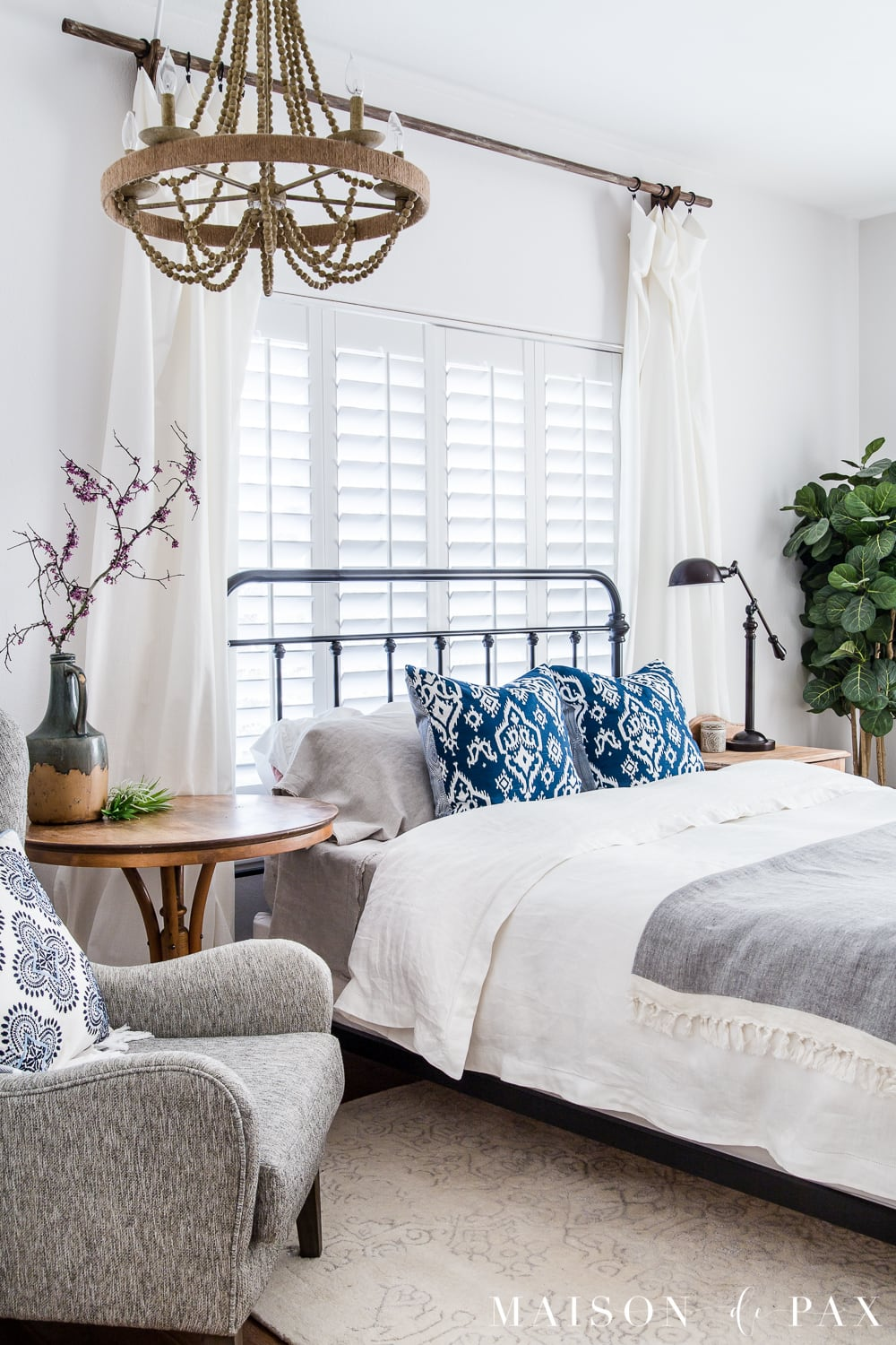 Best Simple Master Bedroom Decorating Ideas For Spring Maison This Month