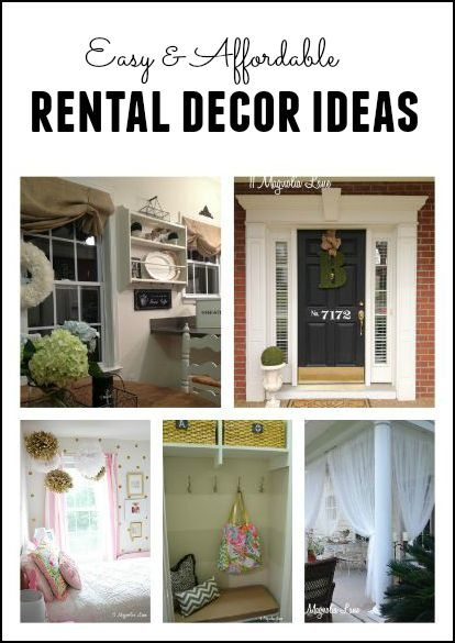 Best How To Make That Rental House Into A Home 10 Decorating This Month