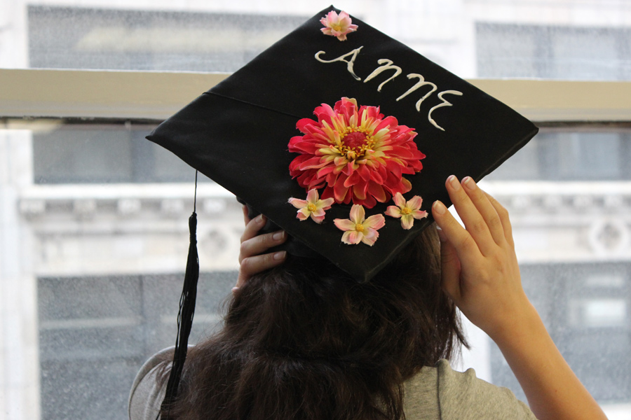Best How To Decorate A Graduation Cap With Flowers Petal Talk This Month