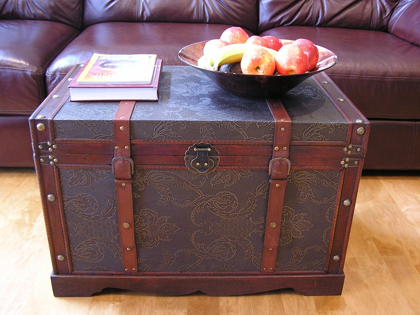 Best New Orleans Large Wood Storage Trunk Wooden Hope Chest This Month