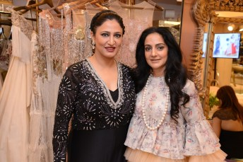 Bela Madan and Neena Verma