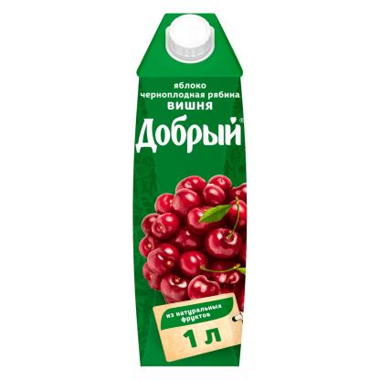 Сок Добрый от кафе Ратибор
