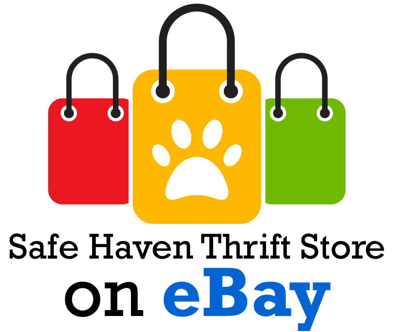 Safe Haven Thrift Store on eBay