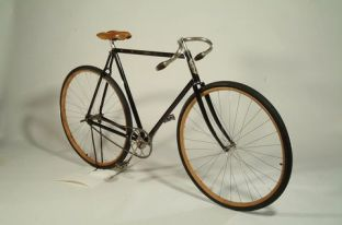 A turn-of-the-century Cleveland bicycle.
