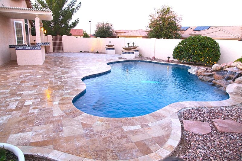 top pool deck ideas for new pool builds