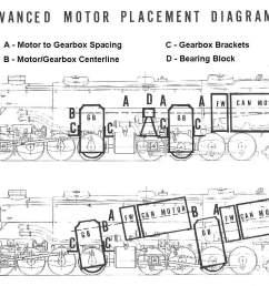 tyco train wiring diagram [ 1263 x 829 Pixel ]