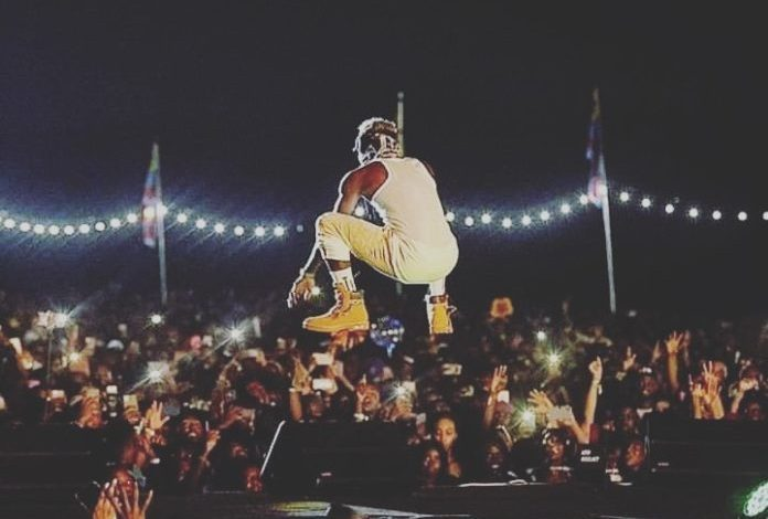 Photo of Shatta Wale – All Out ( Top Speed )
