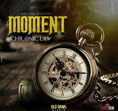 Photo of Chronic Law – Moment (prod. By Wap Dem Records)