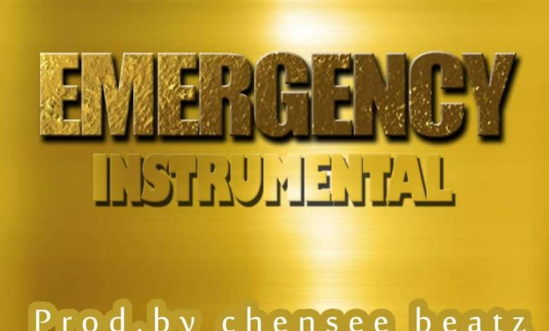 Photo of Chensee Beatz – Emergency Instrumentals