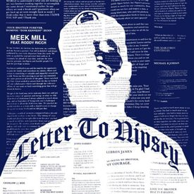 Photo of DOWNLOAD: Meek Mill – Letter To Nipsey (Ft. Roddy Ricch)