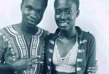 Photo of Ex-boyfriend Who Claims To Have Broken Fella Makafui's Virginity Mocks Medikal With Their Throwback Photo