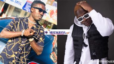 """I've Not Met Anyone Who's As Appreciative As Medikal – Criss Waddle"