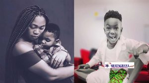 I'm forever grateful to God for giving me a son like King Majesty – Shatta Michy