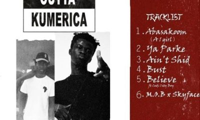 O'Kenneth & Reggie – Straight Outta Kumerica (Full Album)
