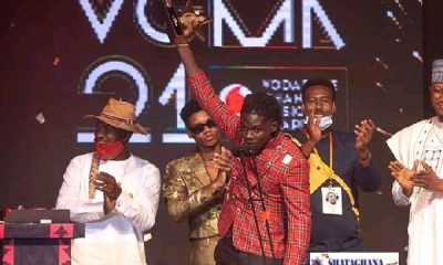 VGMA21: Kuami Eugene justifies why he is Artiste of the Year