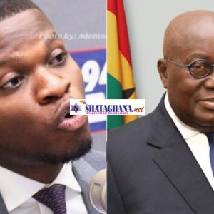 President Akufo-Addo has slept with 50% of his female appointees – Sammy Gyamfi reacts to the 'Papa No' tag