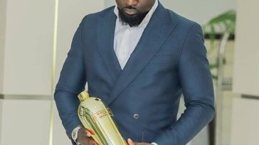 Sarkodie Receives 7th Global Leadership Service To Humanity Award | Photos