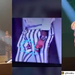 Video: Kelvyn Boy's Pant Torn After His Performance At The VGMA 21