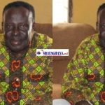 Breaking News: Ghanaian actor Osofo Dadzie is dead