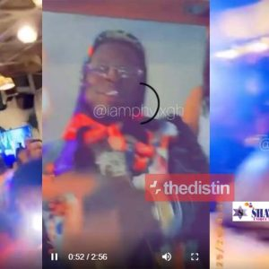 See How Shatta Wale & Kofi Boat Were Chilling Last Night While VGMA 21 Was Going On | Watch Video