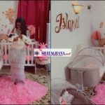 Fella Makafui And Medikal Celebrate Their 1-Month-Old Daughter, Island Frimpong, With An Adorable Video