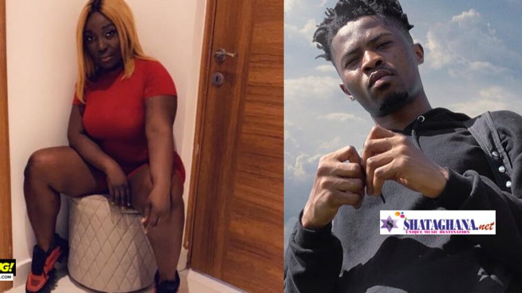 Eno Barony Back Up From Battle As She Declares Kwesi Arthur As The Best Rapper In Ghana