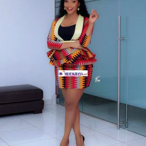 Benedicta Gafah Drops A New Photo To Proves Her H!ps Are Actually Real