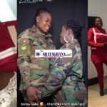 Alleged Two Female Military who got married is currently been detained and facing a court martial
