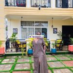 "Mzbel Finally Does Proper Maintenance To Her ""Papano Mansion"" After Tracey Boakye Dissed Her For Not Painting It 