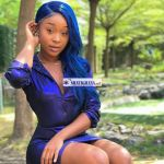 Efia Odo To Say Bye-Bye To Single Life As She Finds Love In New York