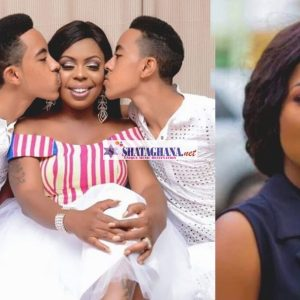 God does not bless sinners with twins – Afia Schwar reacts to MzBel's miscarriage (Video)