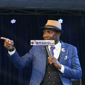 'If I Become President, I'll Only Work With My Relatives' – Counselor Lutterodt