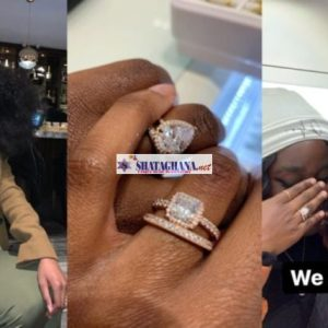 Photos: Two Lesbobo Get Engaged, Proudly Flaunt Their Rings